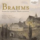Eleonora Spina, Michele Benignetti - Sonata For 2 Pianos/The Haydn Variation [CD] jetztbilligerkaufen