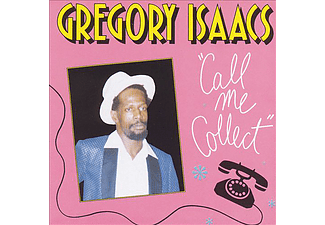 Gregory Isaacs - Call Me Collect (CD)