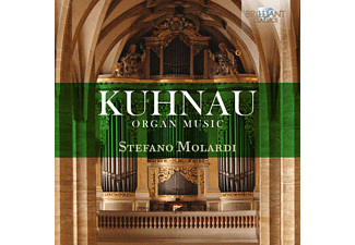 Stefano Molardi - Complete Organ Music - (CD)