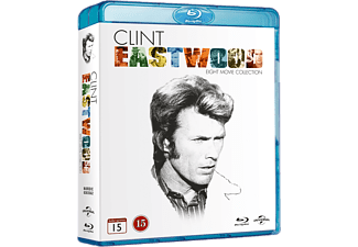 Clint Eastwood Box Action Blu-ray