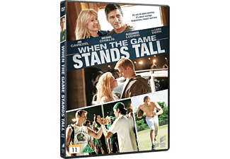 When the Game Stands Tall Drama DVD