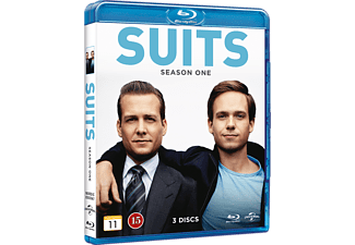 Suits - S1 Drama Blu-ray