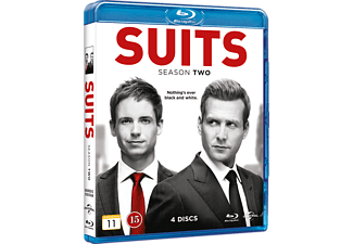 Suits - S2 Drama Blu-ray