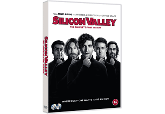 Silicon Valley - S1 DVD