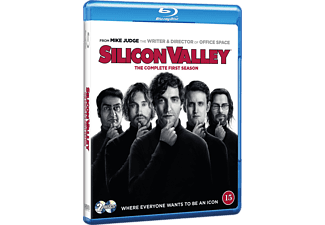 Silicon Valley - S1 Blu-ray