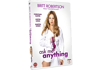 Ask Me Anything DVD