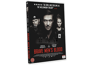Brave Mens Blood Thriller DVD