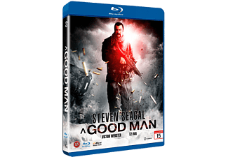 A Good Man Action Blu-ray