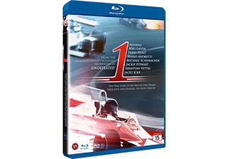 1: Life on the Limit Dokumentär Blu-ray