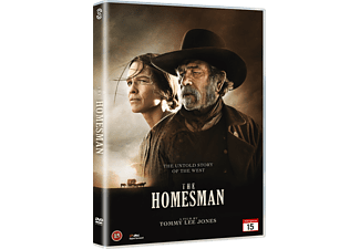 The Homesman Western DVD