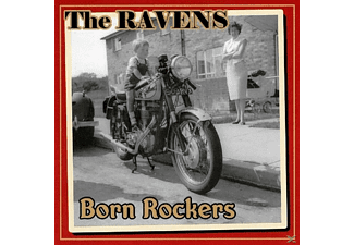 The Ravens - Born Rockers [CD]