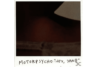Motorpsycho - Hey Jane - (CD)