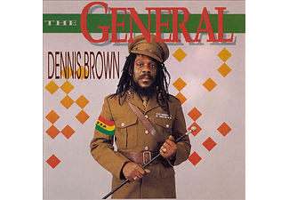 Dennis Brown - The General (CD)