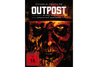 Outpost (Double Feature) - (DVD)