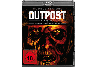 Outpost (Double Feature) - (Blu-ray)