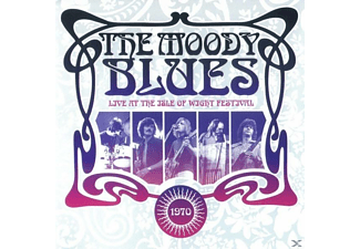 The Moody Blues - Live At The Isle Of Wight Festival - (Vinyl)