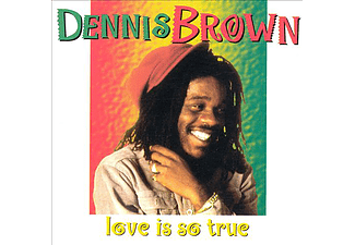 Dennis Brown - Love Is So True (CD)