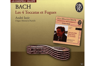 Andre Isoir - Toccatas And Fugues - (CD)