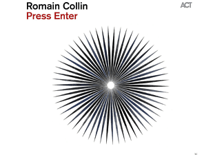 Romain Collin - Press Enter [CD]