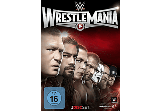 WWE WrestleMania 31 [DVD]