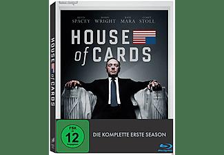 House Of Cards - Staffel 1 [Blu-ray]