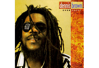 Dennis Brown - Over Proof (CD)