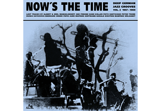 VARIOUS - Now's The Time Vol.2 - (Vinyl)