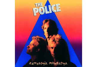 The Police - Zenyatta Mondatta - (CD EXTRA/Enhanced)