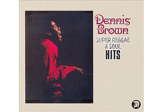 Dennis Brown - Super Reggae & Soul Hits (CD)