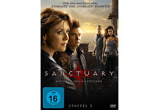 Sanctuary – Staffel 3 - (DVD)