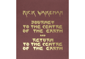 Rick Wakeman - Journey To The Centre Of The Earth-Limited Box Set - (LP + Bonus-CD)