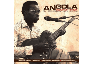 VARIOUS - Angola Soundtrack - (Vinyl)