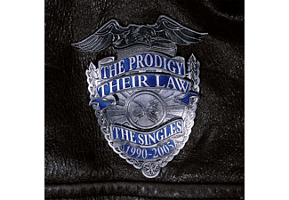 The Prodigy - Their Law: The Singles 1990 - 2005 (Limited Edition) - (Vinyl)