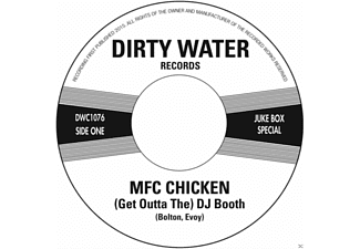 Mfc Chicken - (Get Outta The) Dj Booth - (Vinyl)