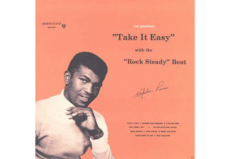 Hopeton Lewis - Take It Easy With The Rock Steady Beat [CD]