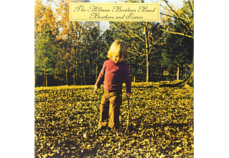 The Allman Brothers Band - Brothers And Sisters - (Vinyl)