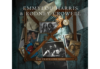 Emmylou Harris, Rodney Crowell - The Traveling Kind - (Vinyl)