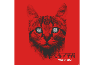We Butter The Bread With Butter - Wieder Geil (Digipak-Edition) - (CD)
