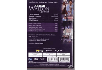 Cedar Quartet Walton - Live From Umbria Jazz Festival 1976 - (DVD)