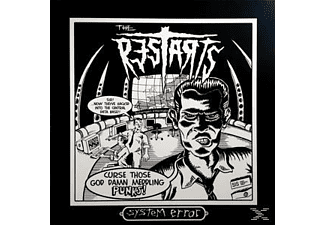 The Restarts - System Error (Reissue) - (Vinyl)