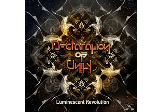 Declaration Of Unity - Luminescent Revolution - (CD)