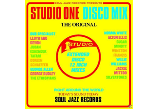 VARIOUS - Studio One Disco Mix - (LP + Download)