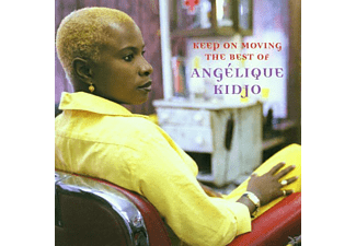 Angélique Kidjo - Keep On Moving-The Best Of Angelique Kidjo - (CD)