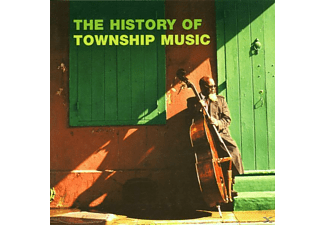 VARIOUS - The History Of Township Music - (CD)