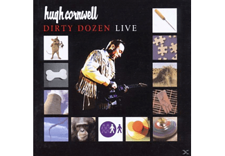 Hugh Cornwell - Dirty Dozen [CD]
