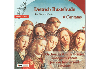 Anima Eterna & Collegium Vocale - Ein Starken Music...6 Cantatas - (CD)