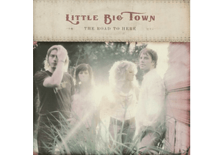 Little Big Town - The Road To Here - (CD)