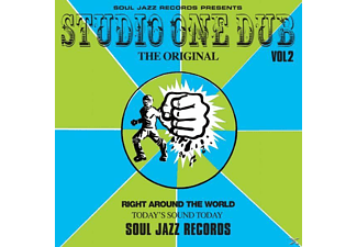 VARIOUS - Studio One Dub 2 - (LP + Download)