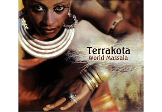 Terrakota - World Massala - (CD)