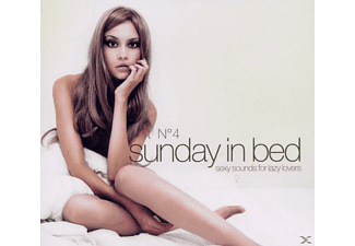 VARIOUS - Sunday In Bed 4 [CD]